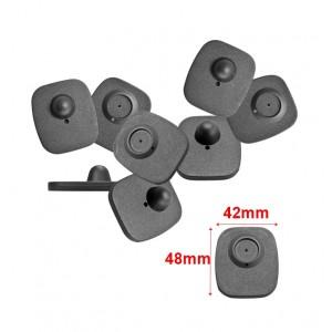 MINI SQUARE HARD TAG 42 X 48mm
